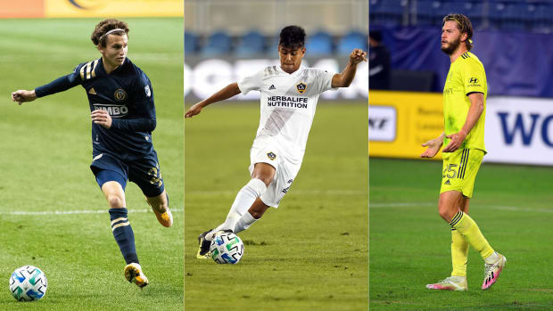 Brenden Aaronson, Efrain Alvarez and Walker Zimmerman could be part of USMNT camp