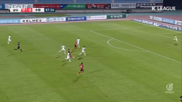 Sangju Sangmu's Best K League Goals 2020