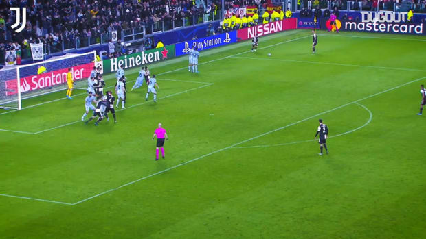 Juventus' best all time goals scored in November