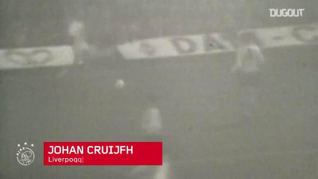 Ajax's top 10 goals on English soil