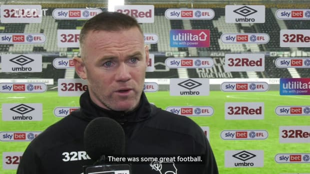 Rooney reflects on 'cruel' draw after being denied first win
