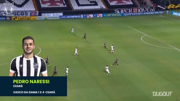 Brasileirão's top three goals of matchweek 23
