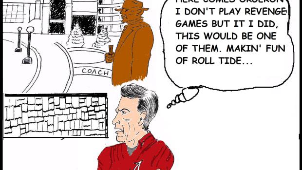 Crimson Tikes: Roll What?
