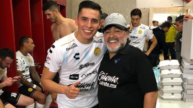 Rubio-Rubin-Maradona