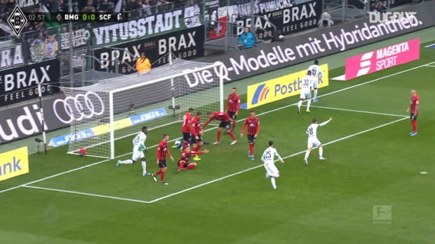 Embolo and Thuram inspire victory over Freiburg