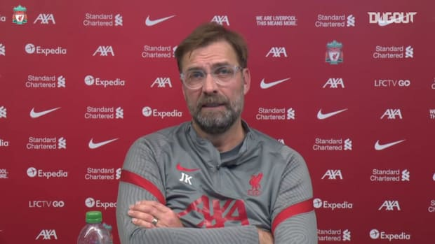 Klopp delighted to welcome fans back to Anfield