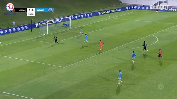 Highlights: Al-Dhafra 1-2 Ittihad Kalba