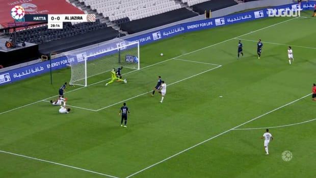 Highlights: Al-Jazira 2-0 Hatta