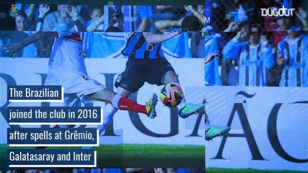 Alex Telles' brilliant journey at FC Porto