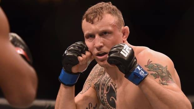 UFC MMA Jack Hermansson