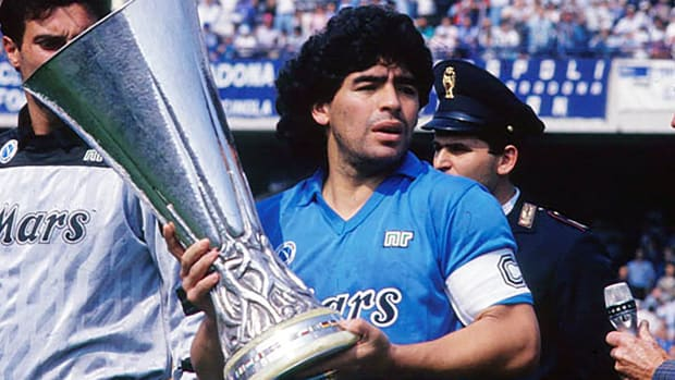 Maradona-Napoli-Moments