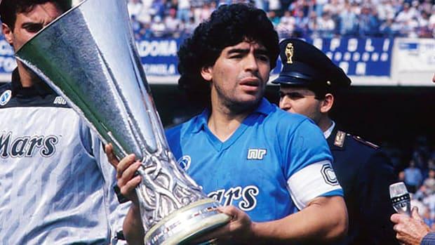 Maradona-Napoli-Moments