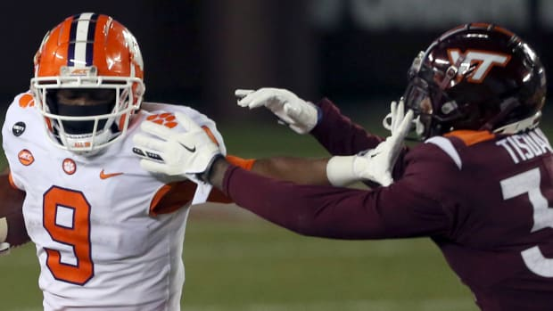 Clemson vs Virginia Tech football 119