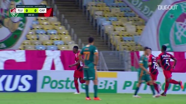 Highlights Brasileirão: Fluminense 3-1 Athletico-PR