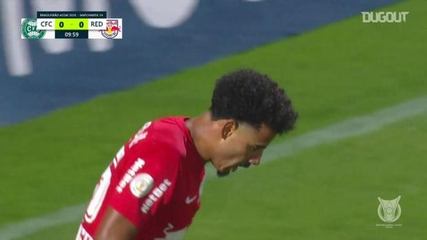 Highlights Brasileirão: Coritiba 0-0 Red Bull Bragantino