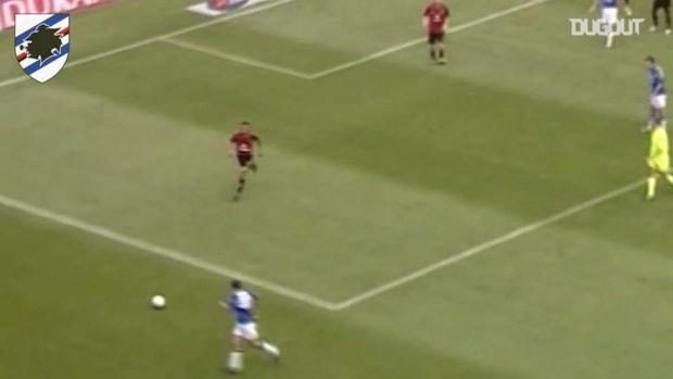 Bonazzoli's header against Milan