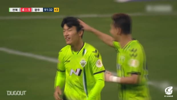 All Han Kyo-won's K League Goals 2020