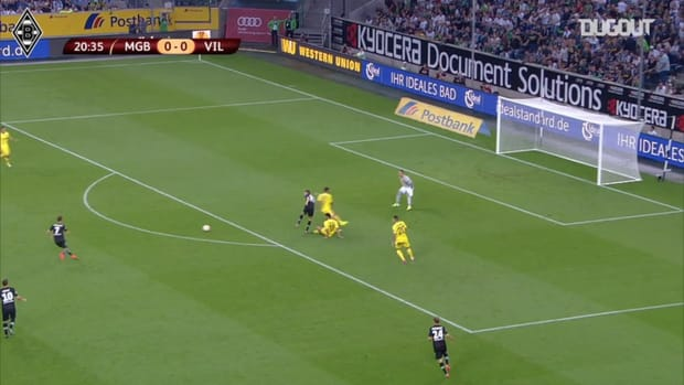 Gladbach's best goals vs Spanish opposition