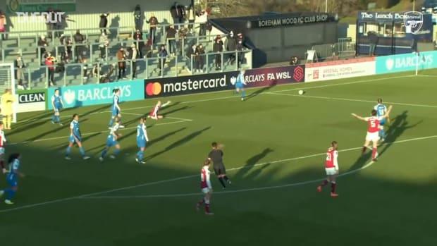 Foord stars as Arsenal Women beat Birmingham