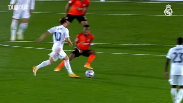 Luka Modric's great goal against Shakhtar