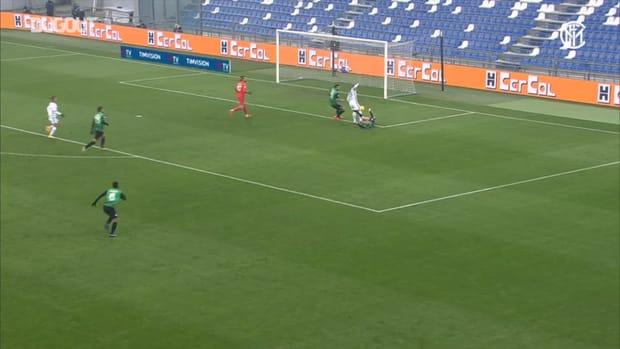 Inter's 3-0 win over Sassuolo