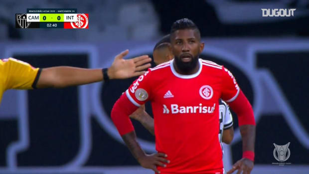 Highlights Brasileirão: Atlético-MG 2-2 Internacional
