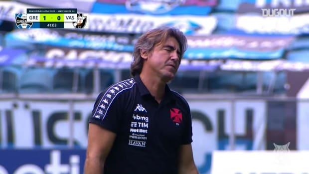 Highlights Brasileirão: Grêmio 4-0 Vasco