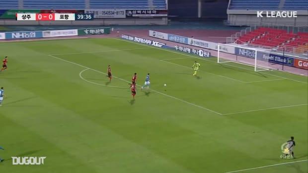 Stanislav Iljutcenko's Best K League Goals in 2020