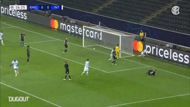 HL: Borussia Mönchengladbach 2-3 Inter
