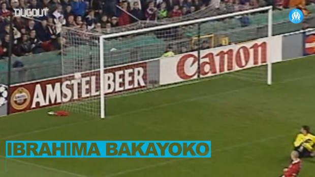 OM's best goals vs English opposition