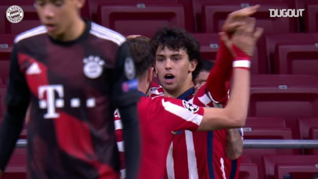 Müller cancels out João Félix's strike