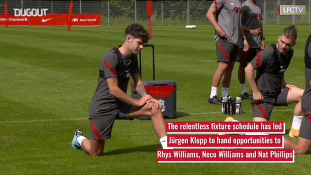 Liverpool's latest homegrown defensive stars