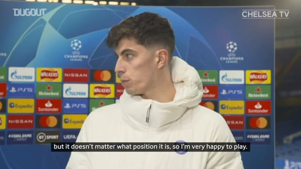 Havertz on return to fitness and start to life at Chelsea