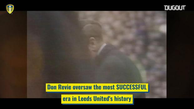 Don Revie's 1970s Golden Era at Leeds United