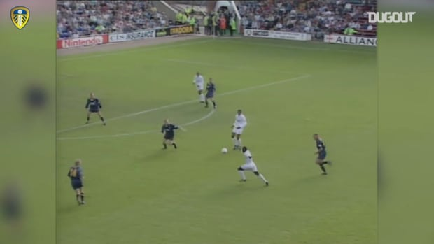 Tony Yeboah's incredible Leeds United goals