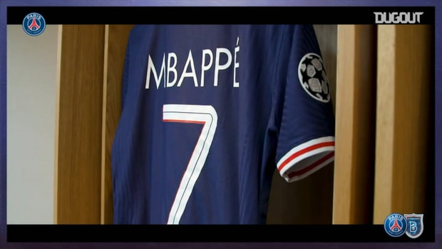 The best moments of Paris Saint-Germain vs Istanbull BB behind the scenes