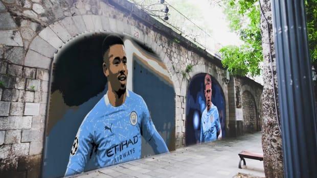 Manchester City x SHB   Episode 2   Tri Nam FC