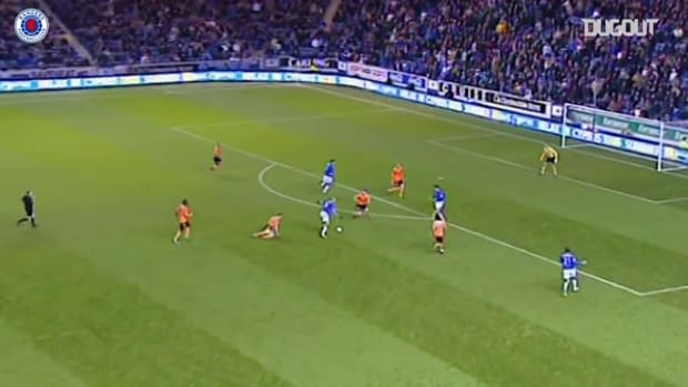 Madjid Bougherra's stunning solo goal vs Dundee Utd