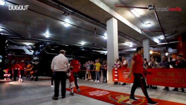 Behind the scenes: Pepe and Ceballos help Arsenal beat Burnley