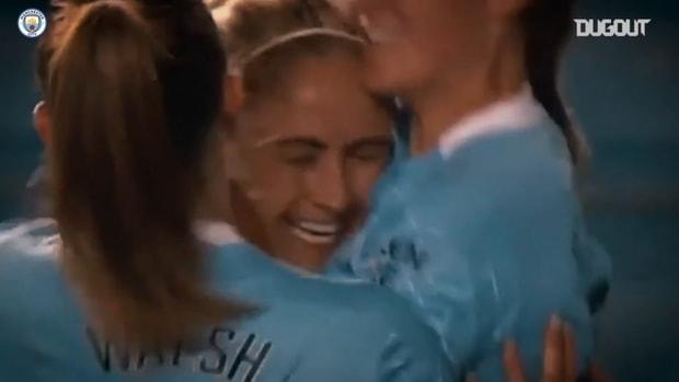 Manchester City Women's greatest goals vs Arsenal