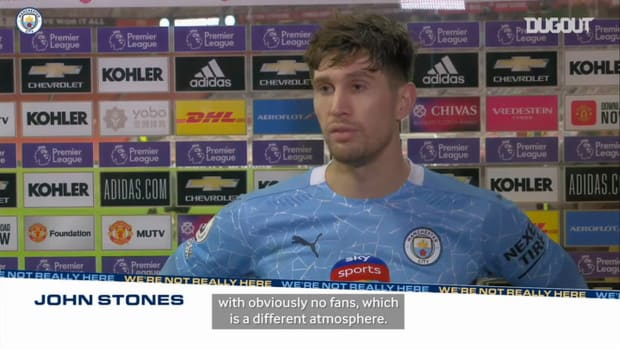 Stones: 'Pleased to come away with a point'