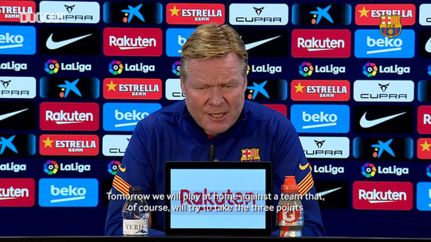 Ronald Koeman: 'We need to improve in defence'