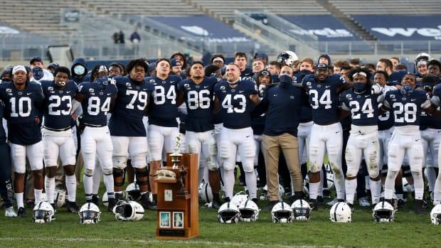 Penn State alma mater MSU