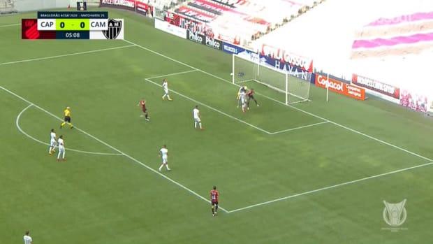 Highlights: Athletico-PR 0 x 1 Atletico Mineiro