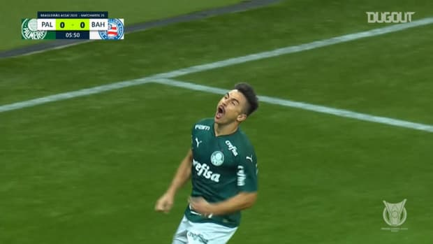 Highlights: Palmeiras 3 x 0 Bahia