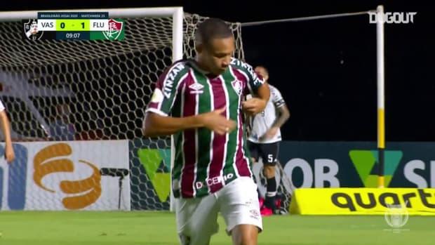 Highlights: Vasco 1-1 Fluminense