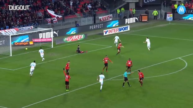Marseille's epic win at Rennes