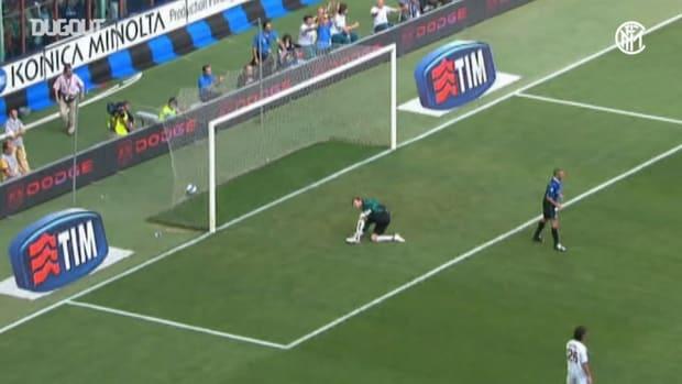 Maicon and Hakimi's copycat goal vs Torino & Bologna