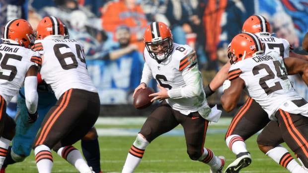 Browns offense