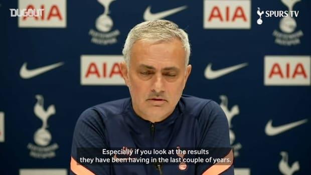 José Mourinho: We go to Anfield to win